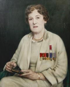 "Mme Eleanor Maud ""Pat"" Cheramy (née Hawkins) B.E.M."