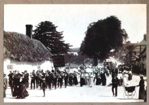 Aldbourne Band 1902, Baydon Hill