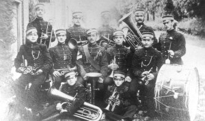 Aldbourne Band, 1885