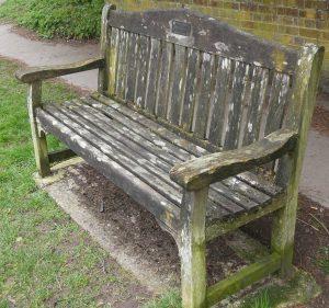 Benches: Edith Tweddell & Kathleen Hereford