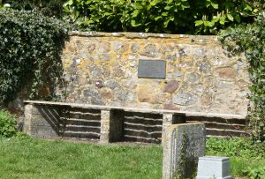 Benches: Muriel Constance Foster