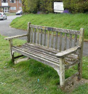 Benches: Golden Jubilee