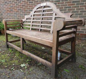 Benches: Molly Cullis