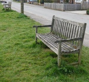 Benches: Farm Lane