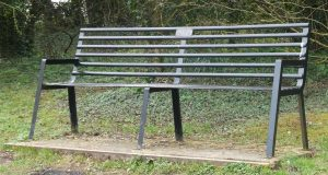 Benches: Susan and Mary Bailey