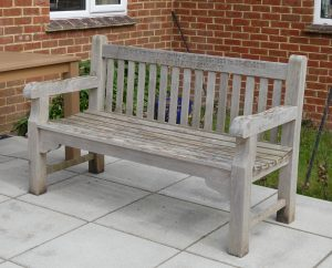 Benches: Betty Cook