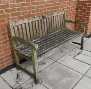Benches: Gladys Slaughter