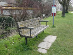 Benches: Timothy Holmes