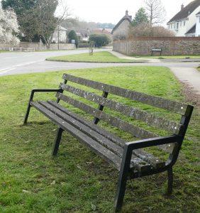 Benches: Glebe Close